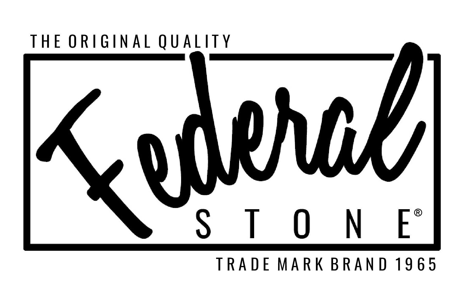 Federal Stone Trademark Logo